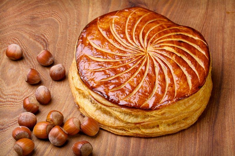 Tout le mois de janvier, la galette des Rois de Jean Marc Boyer et sa fève Pépite !